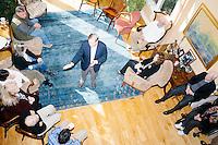 Lindsey Graham - House Party - Wilmot, NH - 21 Nov 2015