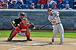 20 May 2012: Baltimore Orioles infielder Robert Andino in action against the Washington Nationals at Nationals Park in Washington, DC. The Nationals defeated the Orioles 9-3 to salvage the third game of their 3-game series. Mandatory Credit: Ed Wolfstein Photo