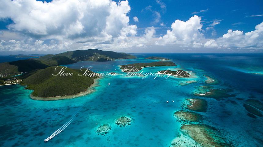 Statia Sound<br /> British Virgin Islands Eustatia Sound<br /> British Virgin Islands
