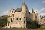 Nationaal Scheepvaartmuseum - National Maritime Museum, Steen Castle, Antwerp, Belgium, Europe