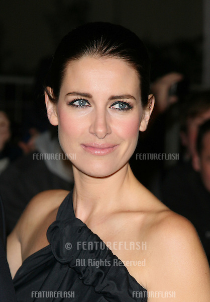 Kirsty Gallacher arriving for the 2010 Pride Of Britain Awards, at the Grosvenor House Hotel, London. 08/11/2010  Picture by: Alexandra Glen / Featureflash