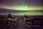 Photos of Northern Lights, Aurora, Upper Michigan