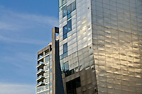 245 Tenth Avenue  building by Della Valle Bernheimer, Chelsea, New York City, New York