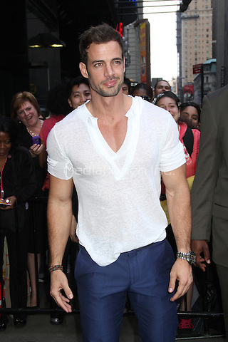 May 23, 2012 William Levy of Dancing with the Stars at Good Morning America at Times Square in New York City. Credit: RW/MediaPunch Inc.
