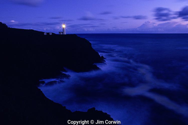 Lighthouses along the Washington Coast