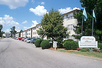 1995 August 04..Assisted Housing..Brittany Place Apartments...CAPTION...NEG#.NRHA#..
