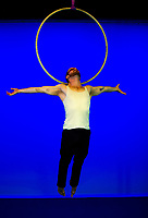 Te Auaha circus photoshoot at Whitireia Performance Centre in Wellington, New Zealand on Tuesday, 16 May 2017. Photo: Dave Lintott / lintottphoto.co.nz