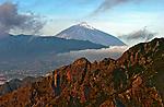 Rocky peaks, Tenerife, Canary Islands, Spain