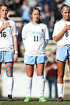 20 November 2016: North Carolina's Darcy McFarlane. The University of North Carolina Tar Heels played the Clemson University Tigers at Fetzer Field in Chapel Hill, North Carolina in a 2016 NCAA Division I Women's Soccer Tournament Third Round match. UNC won the game 1-0.