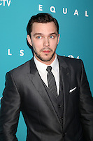 "HOLLYWOOD, CA - JULY 7: Nicholas Hoult at the ""Equals"" Premiere at the ArcLight Theater in Hollywood, California on July 7, 2016. Credit: David Edwards/MediaPunch"