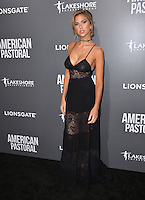 BEVERLY HILLS, CA. October 13, 2016: Kara Del Toro at the Los Angeles premiere of &quot;American Pastoral&quot; at The Academy's Samuel Goldwyn Theatre.<br /> Picture: Paul Smith/Featureflash/SilverHub 0208 004 5359/ 07711 972644 Editors@silverhubmedia.com