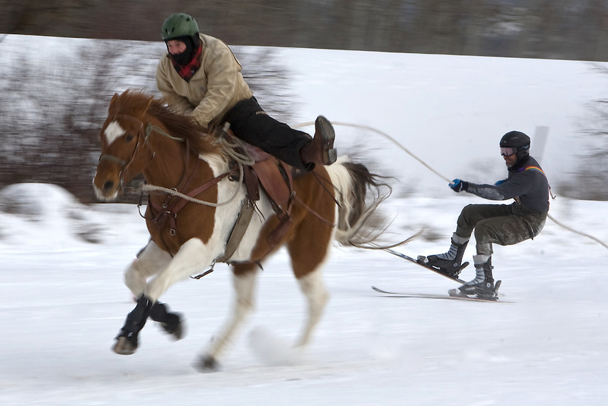 Northwest Skijoring