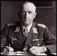 BNPS.co.uk (01202 558833)<br /> Pic: Wikipedia<br /> <br /> Robert von Greim.<br /> <br /> An incredibly rare surrender note issued by Hitler's successor in the final days of the Second World War and found on the chief of the Luftwaffe when he was arrested has emerged for sale for &pound;21,000 70 years on.<br /> <br /> The typed dispatch was sent by German president Karl Doenitz on May 8, 1945, announcing to the Nazi high command the unconditional surrender to the Allies.<br /> <br /> It was seized from Luftwaffe chief Robert von Greim when he was arrested the same day - and has amazingly survived the last 70 years in tact.<br /> <br /> The note is one of the only copies of Doenitz's dispatch known to exist today.<br /> <br /> It is tipped to fetch &pound;21,000 when it goes under the hammer at Bonhams auction house on behalf of a private collector.