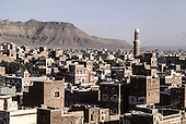 Yemen. Sanaa. old town       /   Vielle ville de Sanaa    /      L0007528  /    P111628