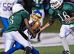 Wilcox Tech @ Cheney Tech Varsity Football 2014