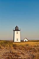 Long Point Lighthouse, Provincetown, Cape Cod, MA, Massachusetts, USA