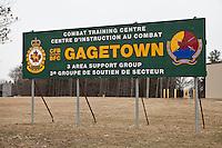 CFB Gagetown