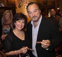 Casa Fuente Cigar Lounge Anniversary Party