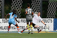 Philadelphia Independence vs Sky Blue FC August 07 2011