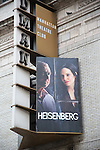 'Heisenberg' - Theatre Marquee