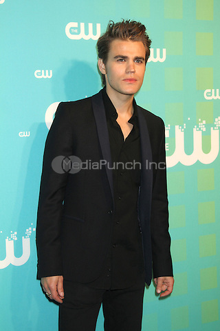 Paul Wesley at The CW Network's New York 2012 Upfront at New York City Center on May 17, 2012 in New York City. © RW/MediaPunch Inc.