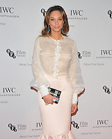 Lilly Becker at the IWC Schaffhausen Filmmakers Bursary Award &amp; Gala Dinner, Rosewood London Hotel, High Holborn, London, England, UK, on Tuesday 04 October 2016.<br /> CAP/CAN<br /> &copy;CAN/Capital Pictures /MediaPunch ***NORTH AND SOUTH AMERICAS ONLY***
