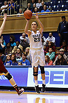 17 January 2016: Duke's Rebecca Greenwell. The Duke University Blue Devils hosted the Boston College Eagles at Cameron Indoor Stadium in Durham, North Carolina in a 2015-16 NCAA Division I Women's Basketball game. Duke won the game 71-51.