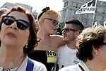No Bolkestein, protesta nazionale dei lavoratori ambulanti