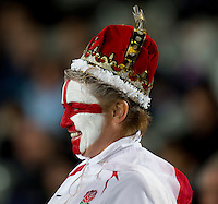 Rugby World Cup Auckland England v Scotland  Pool B 01/10/2011. England Fan.Photo  Frey Fotosports International/AMN Images