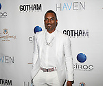 Dancer Desmond Richardson Attends Seth Meyers at Gotham magazine's 'The Men's Issue' release party at The Sanctuary Hotel powered by CÎROC Vodka, NY