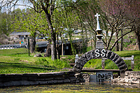 NWA Democrat-Gazette/JASON IVESTER<br /> Sulphur Springs City Park on Wednesday, April 12, 2017, in Sulphur Springs.