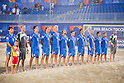 Ruy Ramos (JPN), AUGUST 28, 2011 - Beach Soccer : Crescentini Trophy match between Italy 1-2 Japan at Stadio del Mare in Marina di Ravenna, Italy, (Photo by Enrico Calderoni/AFLO SPORT) [0391]