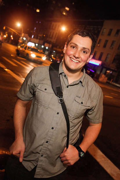 Joe Machi - Whiplash - July 23, 2012 -  UCB, NY