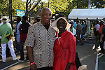 New York City Council Member Charles Barron and New York State Assemblywoman Inez D. Barron Attend the 43rd Annual West Indian Carnival Festival - 2010 - Labor Day Parade, Brooklyn New York