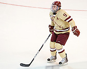 Barry Almeida (BC - 9) - The Boston College Eagles defeated the University of Minnesota Duluth Bulldogs 4-0 to win the NCAA Northeast Regional on Sunday, March 25, 2012, at the DCU Center in Worcester, Massachusetts.