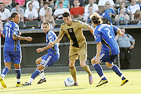 Sebastien Le Toux, #9...Kansas City Wizards defeated Philadelphia Union 2-0, at Community America Ballpark, Kansas City, Kansas.