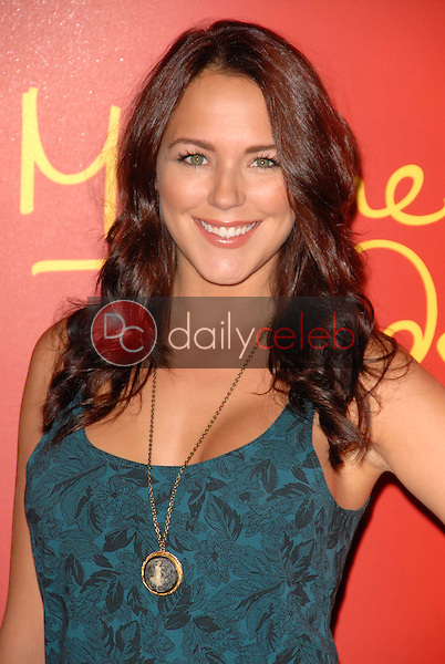 Julia Anderson<br /> at The Annual Mattel Children's Hospital Holiday Party, Madame Tussauds, Hollywood, CA. 12-01-09<br /> David Edwards/DailyCeleb.Com 818-249-4998
