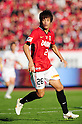 Mizuki Hamada (Reds), OCTOBER 29, 2011 - Football / Soccer : 2011 J.League Yamazaki Nabisco Cup final match between Urawa Red Diamonds 0-1 Kashima Antlers at National Stadium in Tokyo, Japan. (Photo by AFLO)