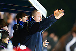 St Johnstone v Kilmarnock....06.11.10  .Mixu Paatelainen shouts his players on.Picture by Graeme Hart..Copyright Perthshire Picture Agency.Tel: 01738 623350  Mobile: 07990 594431