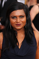 LOS ANGELES, CA - JANUARY 18: Mindy Kaling at the 20th Annual Screen Actors Guild Awards held at The Shrine Auditorium on January 18, 2014 in Los Angeles, California. (Photo by Xavier Collin/Celebrity Monitor)