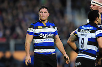 Francois Louw of Bath Rugby looks on during a break in play. Aviva Premiership match, between Bath Rugby and Exeter Chiefs on December 31, 2016 at the Recreation Ground in Bath, England. Photo by: Patrick Khachfe / Onside Images