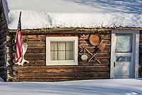 Livengood, Alaska.