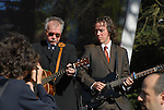 John Prine with guitar player at Hardly Strictly Bluegrass