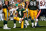 ..The Green Bay Packers hosted the Chicago Bears at Lambeau Field Sunday, September 19, 2004. WSJ/Steve Apps.