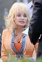 NEW YORK, NY-August 23:  Dolly Parton at Fox & Friends  to talk about her new tour and new album Pure & Simple in New York. August 23, 2016. Credit:RW/MediaPunch
