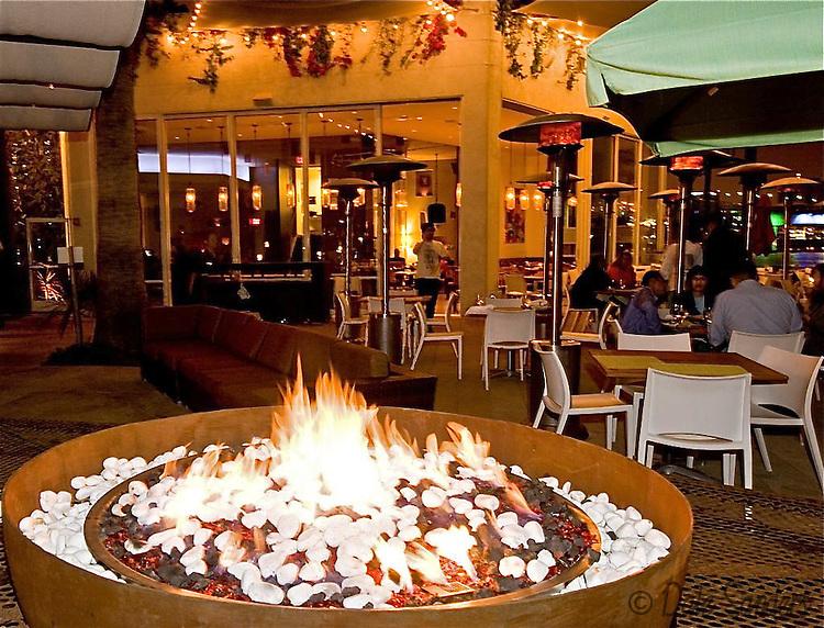 Fuego Restaurant Maya Hotel Long Beach