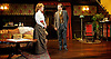 In the Next Room <br /> or <br /> the vibrator play <br /> by Sarah Ruhl <br /> directed by Laurence Boswell<br /> at the St James Theatre, London, Great Britain <br /> Press photocall<br /> 15th November 2013 <br /> <br /> Jason Hughes as Dr Givings<br /> <br /> Natalie Casey as Catherine Givings<br /> <br /> Flora Montgomery as Sabrina Daldry <br /> <br /> Sarah Woodward as Annie <br /> <br /> Photograph by Elliott Franks
