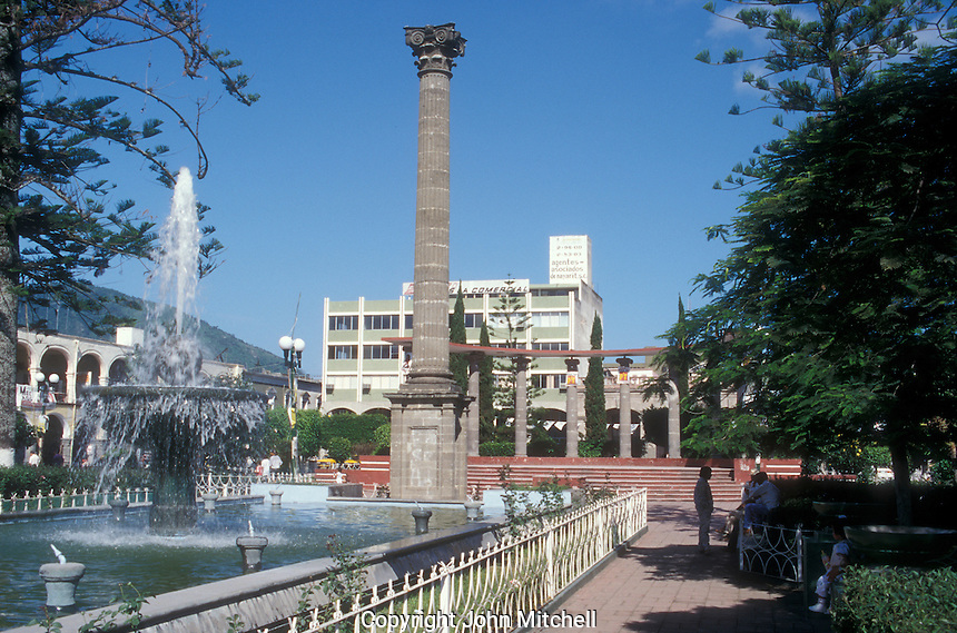 Stock Photo of Tepic, Mexico  John Mitchell Stock Photography