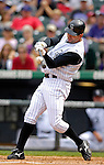 10 September 2006: Todd Helton, first baseman for the Colorado Rockies, in action against the Washington Nationals. The Rockies defeated the Nationals 13-9 at Coors Field in Denver, Colorado...Mandatory Photo Credit: Ed Wolfstein.