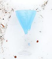 Glassblåsekunst, Glassblowing Art, Merete Rein